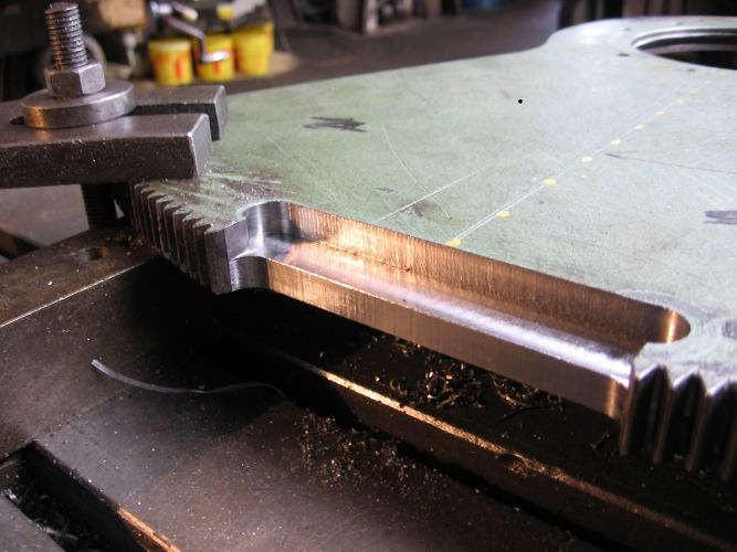 Réparation et refabrication d'engrenages